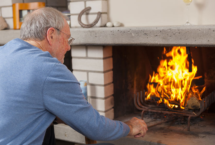 Calgary's Quick Tips for Senior Fire Safety